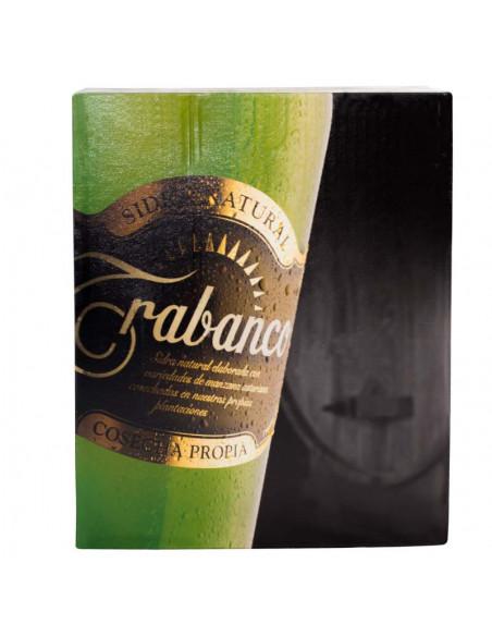 Sidra Natural Trabanco Selección (6 Botellas)
