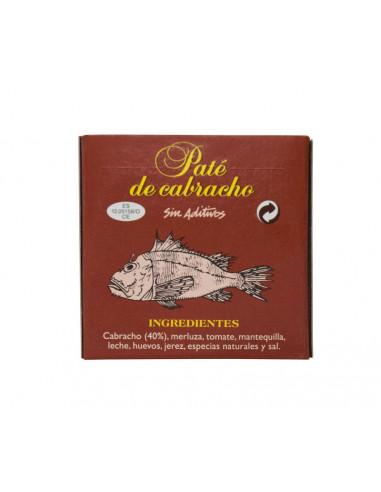 Paté de Cabracho (lata)