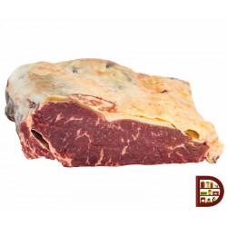 Entrecot de carne roja