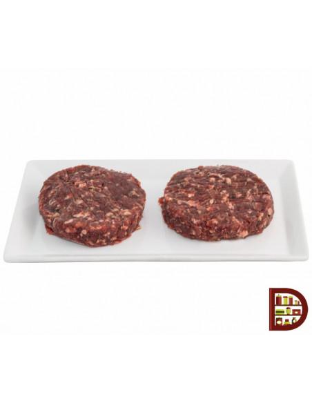 Hamburguesa de Carne Roja