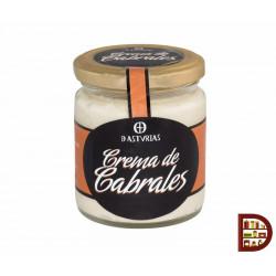 Crema de queso de Cabrales, D Asturias