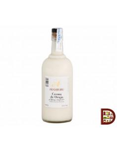 Licor Crema de Orujo con Arroz con leche