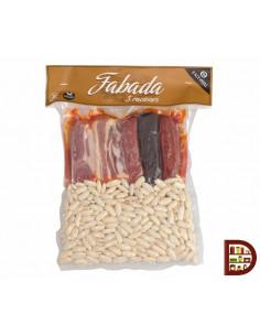 Pack de Fabada Asturiana Aramburu (5 raciones)