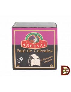 Paté de Queso de Cabrales