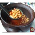 Pota de fabada asturiana