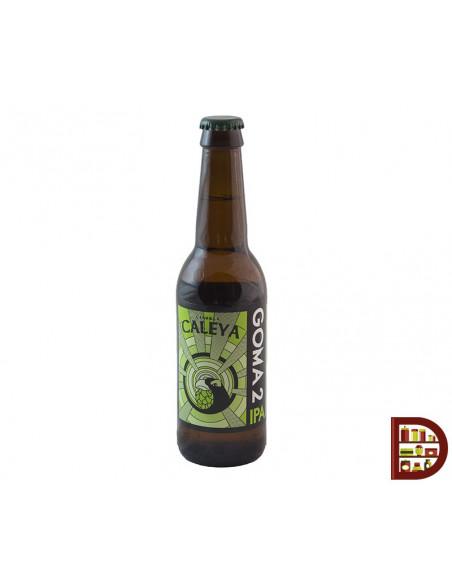Cerveza Caleya Goma 2 Ipa