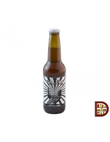 Cerveza Caleya Mayuca Amber