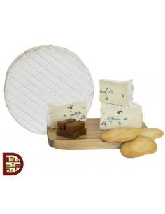 Torta del Cuera (queso entero)