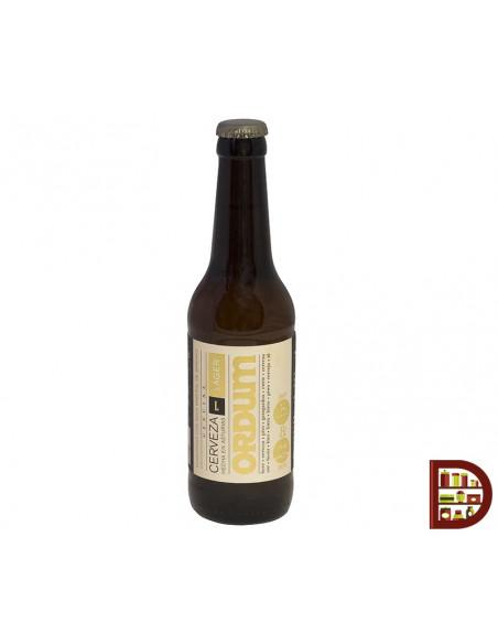 Cerveza Ordum Lager L