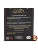 Etiqueta Fabada Asturiana preparacion
