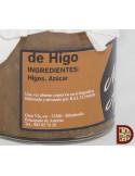 Etiqueta mermelada de higo