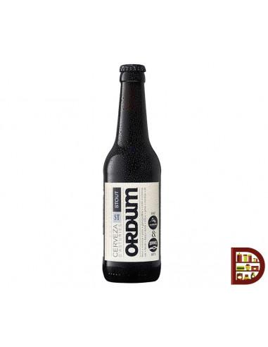 Cerveza Ordum Stout