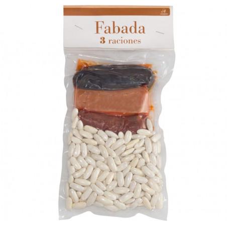 Pack Fabada Asturiana Aramburu (3 raciones)