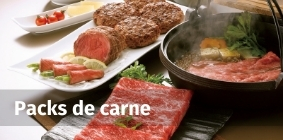 Packs de carne